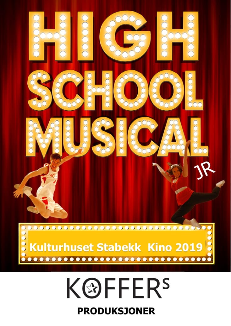 HIGH SCHOOL MUSICAL JR 2019